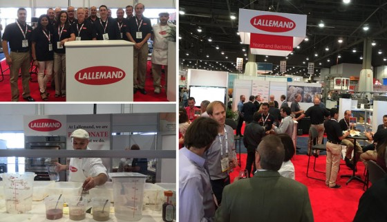 Lallemand exhibits at IBIE 2016