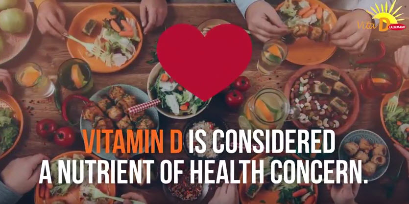Vitamin D – a nutrient of health concern