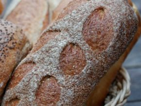Vitamin D enrichment for New York Rye Breads
