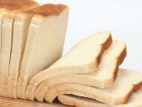 White Bread with enriched Vitamin D