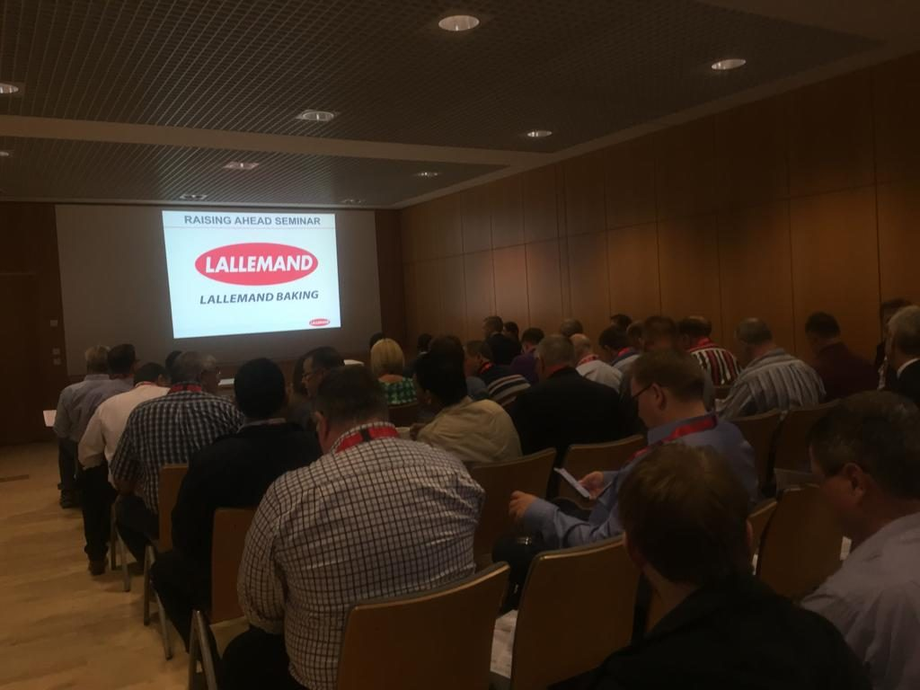Lallemand Seminar at IBA 2018